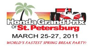 Honda Grand Prix in St. Petersburg