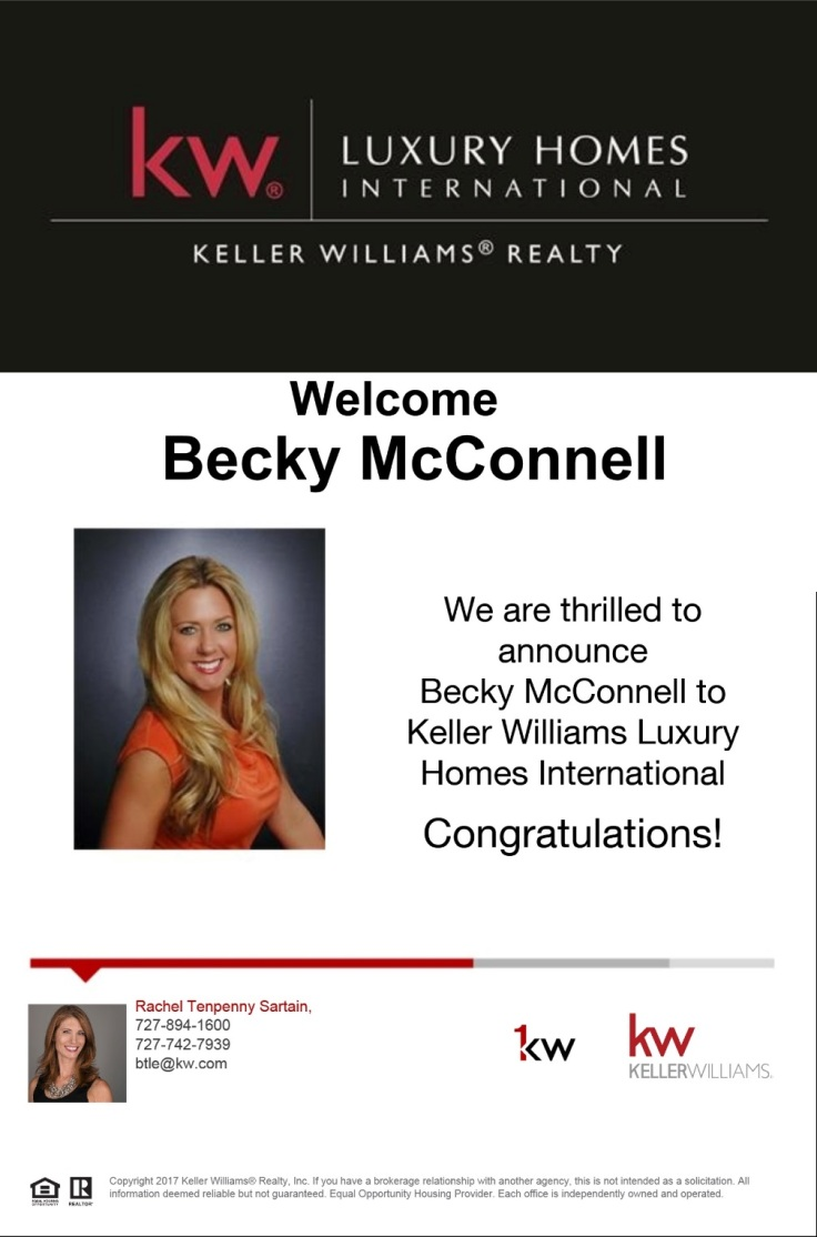 Becky luxury